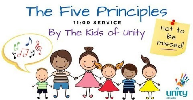 "Learn ""The Five Principles"""